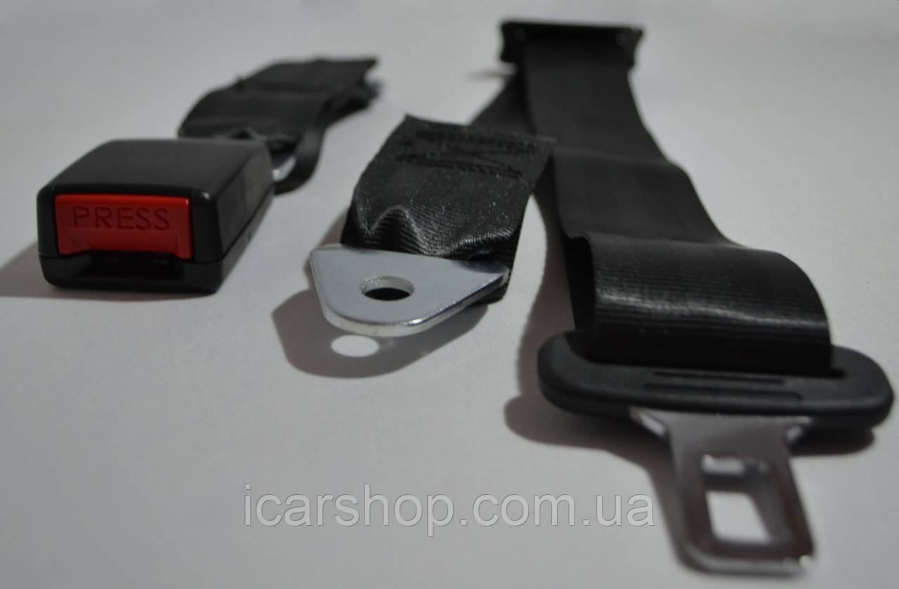 Ремінь безпеки 2-х точковий / Ремень безопасности 2-х точечный