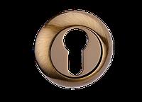Накладка дверная под цилиндр E9 PCF