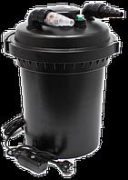 Фильтр для пруда SUNSUN (СанСан) CPF-380 с UV очисткой 11 Вт до 12 000 л
