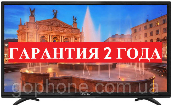 "Телевизор Liberton 39AS1HDTA1 39"" SMART TV 2 ГОДА ГАРАНТИЯ!, фото 2"