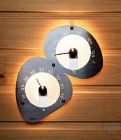 Термогигрометр Cariitti с подсветкой для бани и сауны