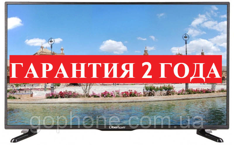 "Телевизор Liberton 40AS3FHDTA1 40"" FullHD Smart TV 2 ГОДА ГАРАНТИЯ!"