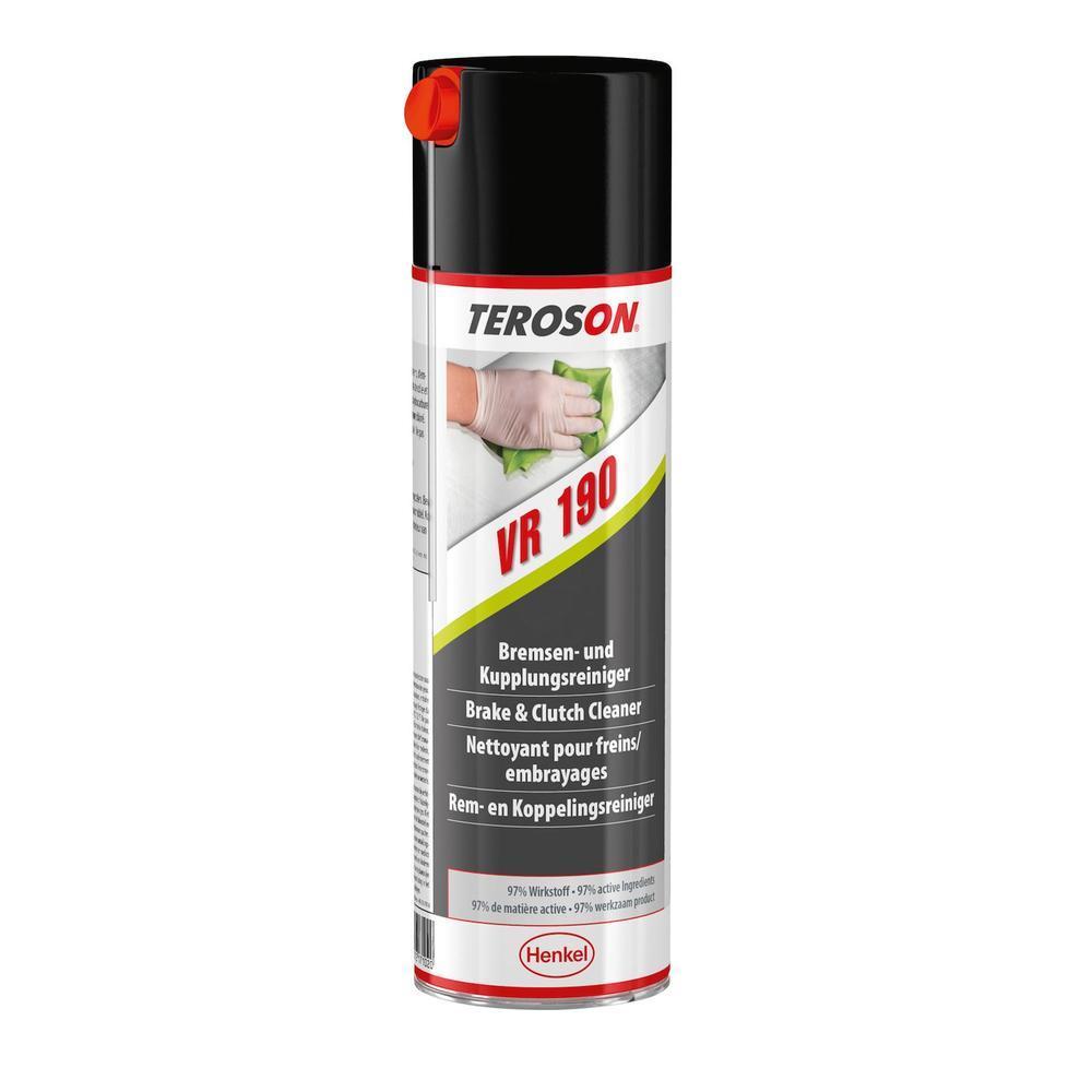 Средство для очистки тормозов Teroson VR190, 500мл
