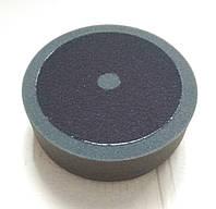 Губка для полировки авто на липучке d150 Очень мягкая (Черная)
