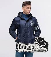 Braggart Youth | Парка демисезонная 31292 синий