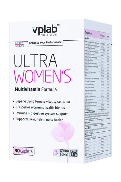 Витамины и Минералы Vp Lab Ultra Women's Multivitamin Formula (180 caps)