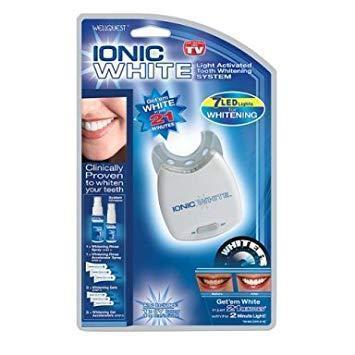 Отбеливатель зубов Ionic White к  ослепительной улыбке