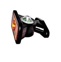 Габаритный фонарь диодный 24v с отражателем DLG001.7.1