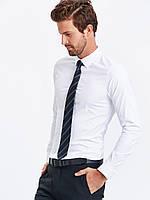 Белая мужская рубашка LC Waikiki / ЛС Вайкики приталенная, фото 1