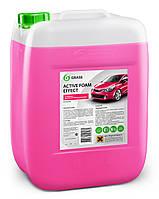 GRASS Авто шампунь для бесконтактной мойки авто Active Foam Effect 21kg., фото 1