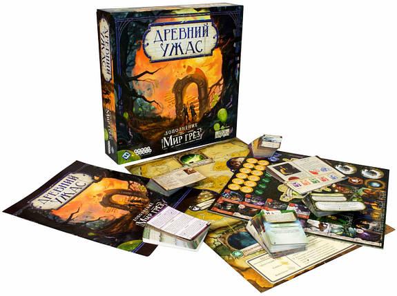Настольная игра Древний ужас: Мир грёз, фото 2