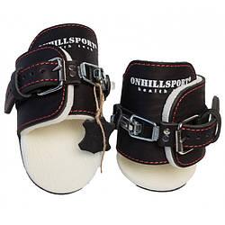 Гравитационные (инверсионные) ботинки Onhillsport Junior Comfort черного цвета