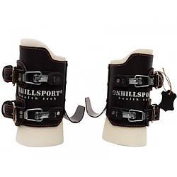 Гравитационные (инверсионные) ботинки Onhillsport New Age Comfort черного цвета