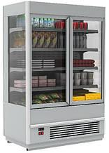 Холодильная горка остекленная CUBA FС 20-07 VM 1,0-2 (Carboma Cube 1930/710 ВХСп-1,0)