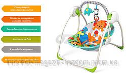 Кресло-качалка Зверюшки Fitch Baby О