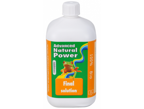Final Solution 1 ltr Advanced Hydroponics Netherlands