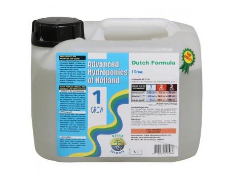 Dutch Formula Grow 5 ltr Advanced Hydroponics Netherlands