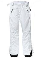 Зимние лыжные штаны белые CRIVIT PRO р.40