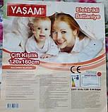 Электропростынь 120х160 (Турция), фото 2