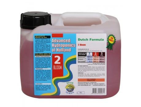 Dutch Formula Bloom 5 ltr Advanced Hydroponics Netherlands