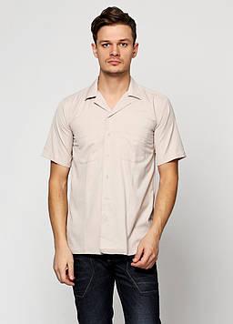 Рубашка MTP S коричневый (AvelB1)
