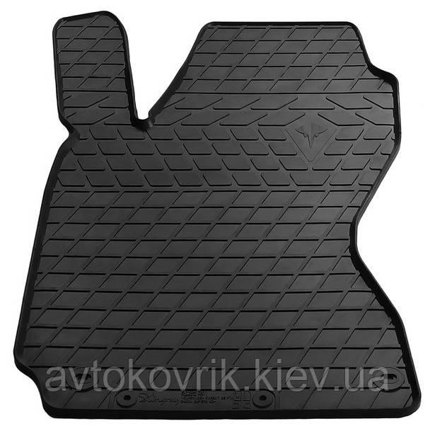 Резиновый водительский коврик в салон Skoda Superb I (B5) 2002-2008 (STINGRAY)