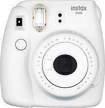 Камера Моментальной печати Fujifilm Instax Mini 9 White Дымчатый белый