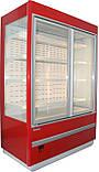 Холодильная горка остекленная CUBA FС 20-07 VM 1,3-2 (Carboma Cube 1930/710 ВХСп-1,3), фото 2