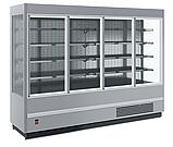 Холодильная горка остекленная CUBA FС 20-07 VM 1,3-2 (Carboma Cube 1930/710 ВХСп-1,3), фото 3