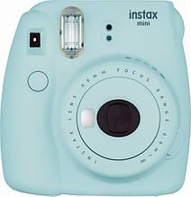 Камера Моментальной печати Fujifilm Instax Mini 9 Ice Blue Ледяной Голубой / на складе