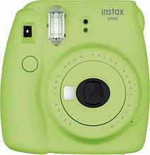 Камера Моментальной печати Fujifilm Instax Mini 9 Lime Green Лаймово-Зелёный