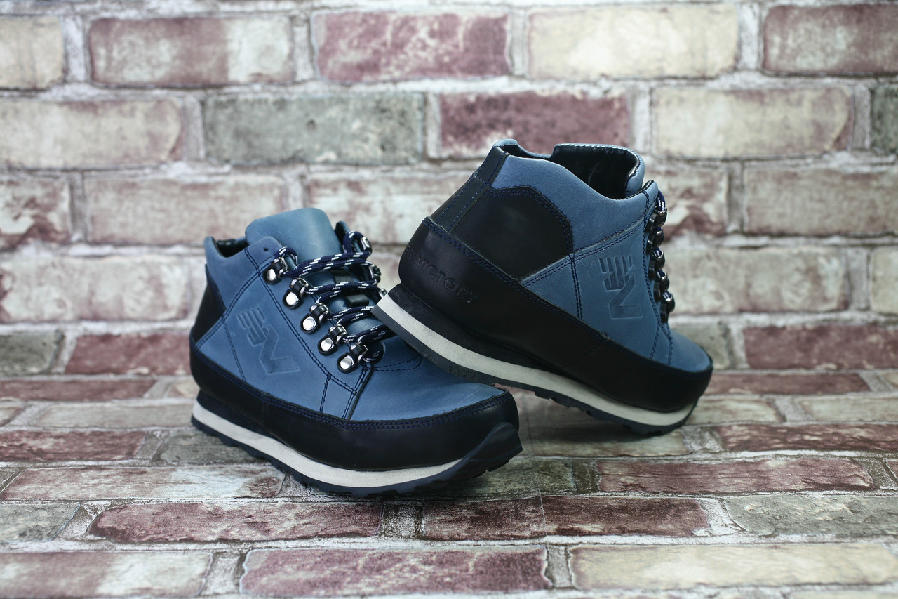 6b225322c788 Мужские и подростковые зимние кожаные ботинки (кроссовки) утепленные мехом