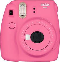 Камера Моментальной печати Fujifilm Instax Mini 9 Pink Flamingo Розовый Фламинг / В магазине