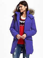 Очень теплая женская зимняя куртка Old Navy размер XL 52-54 куртки женские зимние