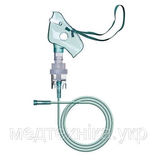 Небулайзер педиатрический стерильный с аэрозольной маской, размер S, Zarys, Польша