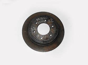 Диск тормозной задний D332 Mitsubishi Pajero Wagon IV 08-13 (Мицубиси Паджеро Вагон 4)  4615A037