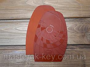 Профилактика формованная Favor/Фавор S-023 цвет темно-красный
