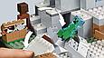 """Конструктор аналог лего майнкрафт minecraft 1012 """"Горная Пещера"""" 1515 дет, фото 6"""