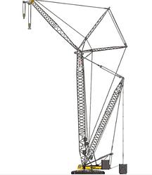 Гусеничный кран грузоподъемность: 400т, длина стрелы:24-84м