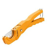 Ножиці 210 мм для різки ПВХ труб 3-35 мм