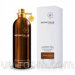 Тестер 100 мл. MONTALE Aoud forest