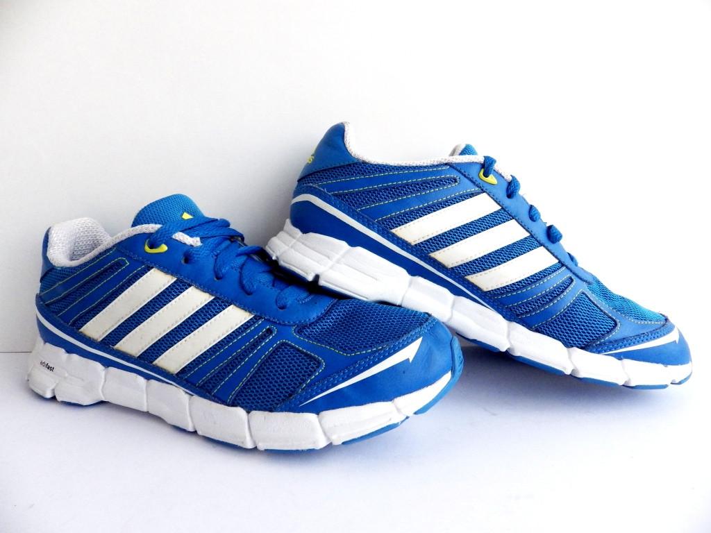 Спортивные кроссовки Adidas Adifast Running 100% Оригинал р-р 39 (25 см)  (б/у,сток) original адидас