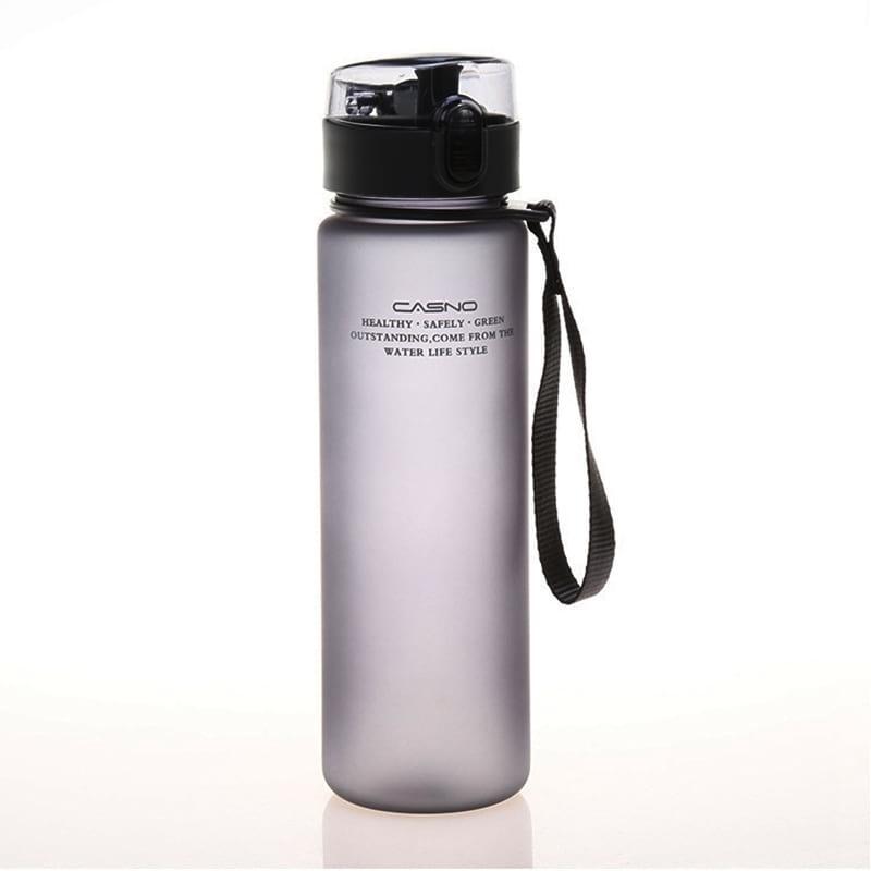 Бутылка для воды Casno 500 чёрная (WB-723)