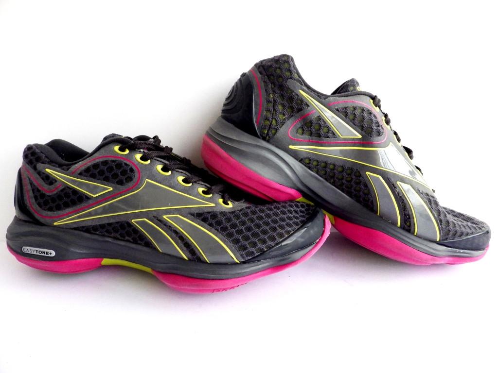 Женские кроссовки для тренировок Reebok Easytone+ PLUS 100% Оригинал р-р 38 (25 см)  (б/у,сток) original рибок