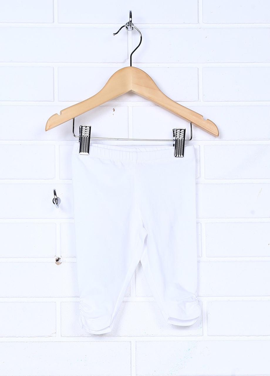 Штаны Prenatal 6-9 Months (68 см) белый (S418TR328JJ00J_White)