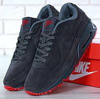 701d1c2b779e68 Мужские Зимние Кроссовки Nike Air Max 90 — Купить Недорого у ...