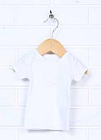 Футболка Prenatal 1-3 Months (56 cm) белый (CO30AW06NN_White)