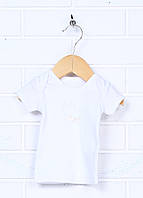 Футболка Prenatal 0-1 Months (50 cm) белый (CO30AW06NN_White)