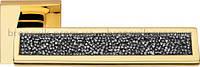 Ручка на розетке Riflesso Rocks Linea Cali