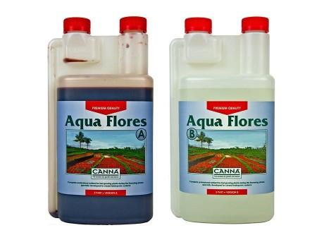 Aqua Flores A&B 1 ltr Canna Испания